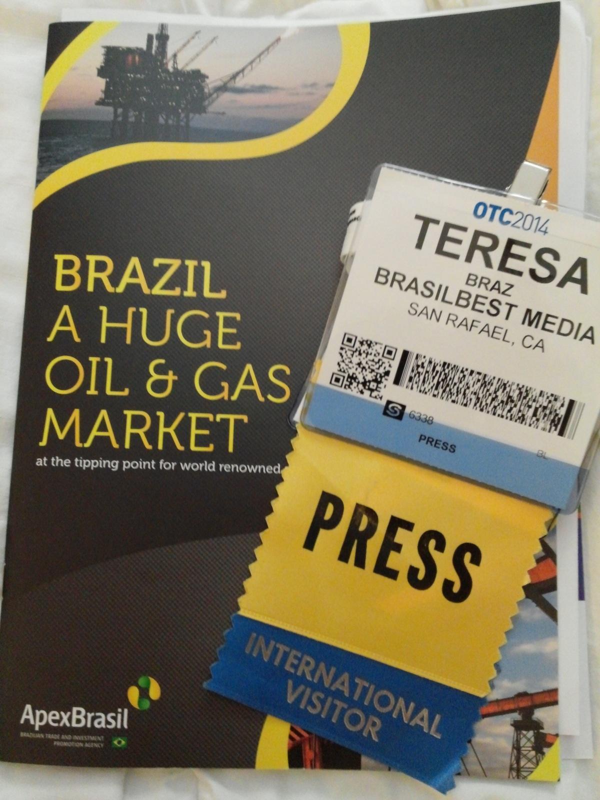 Últimos dias para participar da Delegação Brasileira na OTC 2015 emHouston