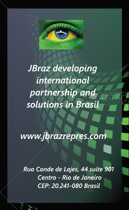 MEET JBRAZ AT EUROPORT 2015
