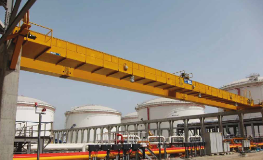 Atex bridge crane